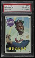 Hank Aaron [PSA 8 NM‑MT]