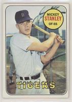 Mickey Stanley