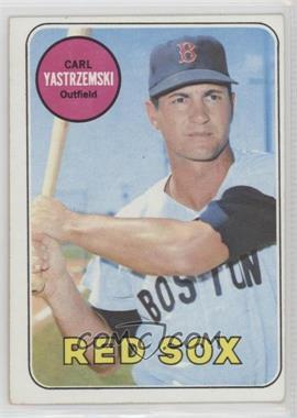1969 Topps - [Base] #130 - Carl Yastrzemski