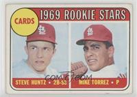 Steve Huntz, Mike Torrez [Good to VG‑EX]