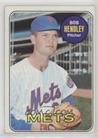 Bob Hendley [GoodtoVG‑EX]