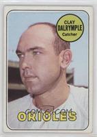 Clay Dalrymple (Orioles) [GoodtoVG‑EX]