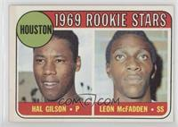 Hal Gilson, Leon McFadden [Good to VG‑EX]