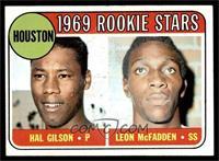 Hal Gilson, Leon McFadden [EX]