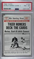 Willie Horton (Game 2) [PSA 8 NM‑MT]