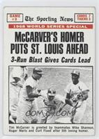Tim McCarver [Good to VG‑EX]