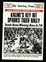 Detroit Tigers Team, Al Kaline [NM]