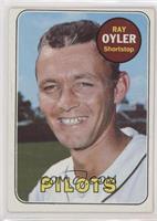 Ray Oyler [GoodtoVG‑EX]