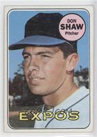Don Shaw [GoodtoVG‑EX]
