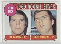 1969 Rookie Stars - Joe Lahoud, John Thibdeau [NoneGoodtoVG&#…