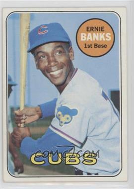 1969 Topps - [Base] #20 - Ernie Banks