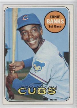 1969 Topps - [Base] #20 - Ernie Banks [GoodtoVG‑EX]