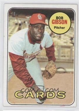 1969 Topps - [Base] #200 - Bob Gibson