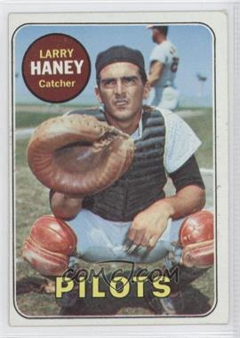 1969 Topps - [Base] #209 - Larry Haney