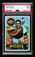 Larry Haney [PSA 7 NM]