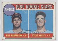 Bill Harrelson, Steve Kealey [GoodtoVG‑EX]