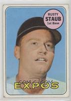 Rusty Staub [GoodtoVG‑EX]