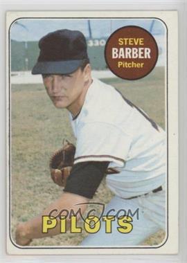 1969 Topps - [Base] #233 - Steve Barber
