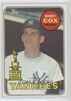 Bobby Cox [Good to VG‑EX]