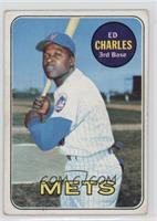 Ed Charles [GoodtoVG‑EX]