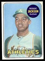 Reggie Jackson [EX]