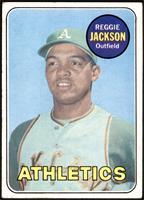 Reggie Jackson [VG+]