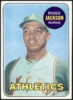 Reggie Jackson [EX+]