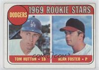 Tom Hutton, Alan Foster [GoodtoVG‑EX]