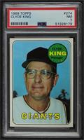 Clyde King [PSA 7 NM]