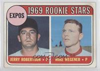 Jerry Robertson, Mike Wegener [GoodtoVG‑EX]