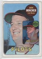 Don Mincher [GoodtoVG‑EX]