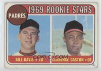 Bill Davis, Cito Gaston [Good to VG‑EX]