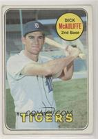Dick McAuliffe [Good to VG‑EX]