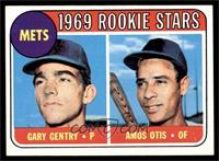 Mets Rookie Stars (Gary Gentry, Amos Otis) [EXMT]