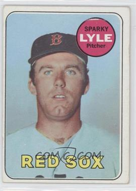 1969 Topps - [Base] #311 - Sparky Lyle