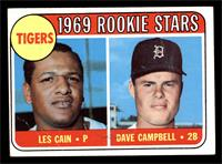 Les Cain, Dave Campbell [GOOD]