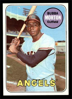 1969 Topps - [Base] #342 - Bubba Morton [EX]