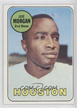 1969 Topps - [Base] #35 - Joe Morgan