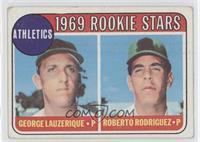 George Lauzerique, Roberto Rodriguez