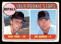 Mike Fiore, Jim Rooker [POOR]