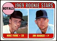 Mike Fiore, Jim Rooker [VG+]
