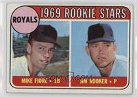 Mike Fiore, Jim Rooker [Good to VG‑EX]