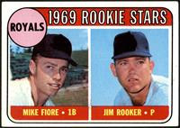 Mike Fiore, Jim Rooker [VG EX]