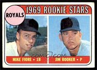 Mike Fiore, Jim Rooker [VG]