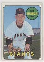 Bob Burda [Good to VG‑EX]