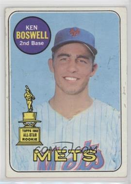1969 Topps - [Base] #402 - Ken Boswell [GoodtoVG‑EX]