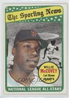 The Sporting News All Star Selection - Willie McCovey [Good to VGR…