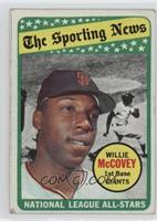 The Sporting News All Star Selection - Willie McCovey [PoortoFair]