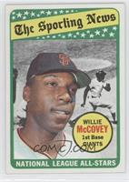 The Sporting News All Star Selection - Willie McCovey
