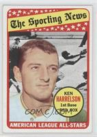 The Sporting News All Star Selection - Ken Harrelson [GoodtoVG̴…